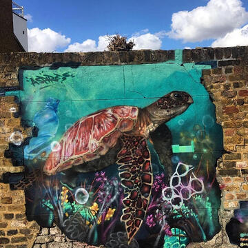Aspire Rob London Artist