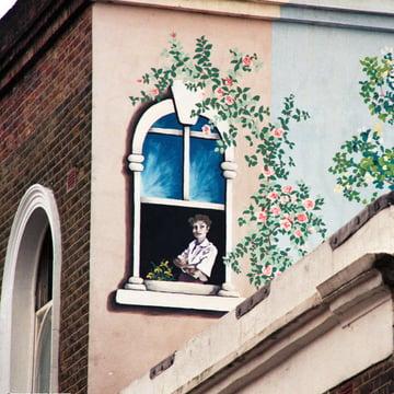 graffiti artist uk