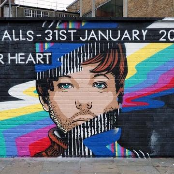 Walls Louis Tomlinson